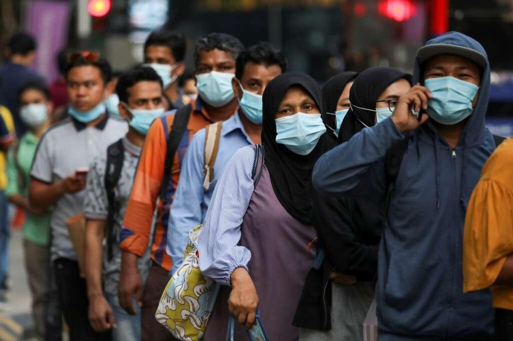 malaysia, covid-19, coronavirus, D614G mutation
