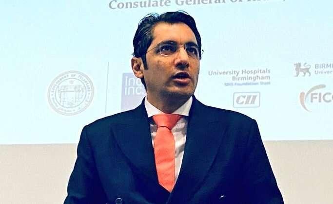 aman puri, india consul general, dubai