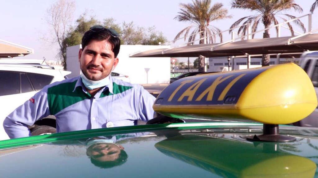 Dubai, cabbie, Pakistani taxi driver, UAE's hidden gems, world record, google translate,