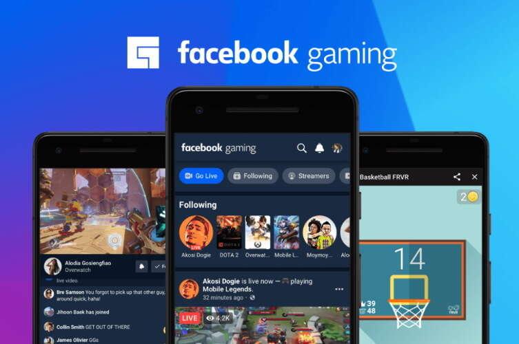 facebook gaming app, coronavirus, mobile apps