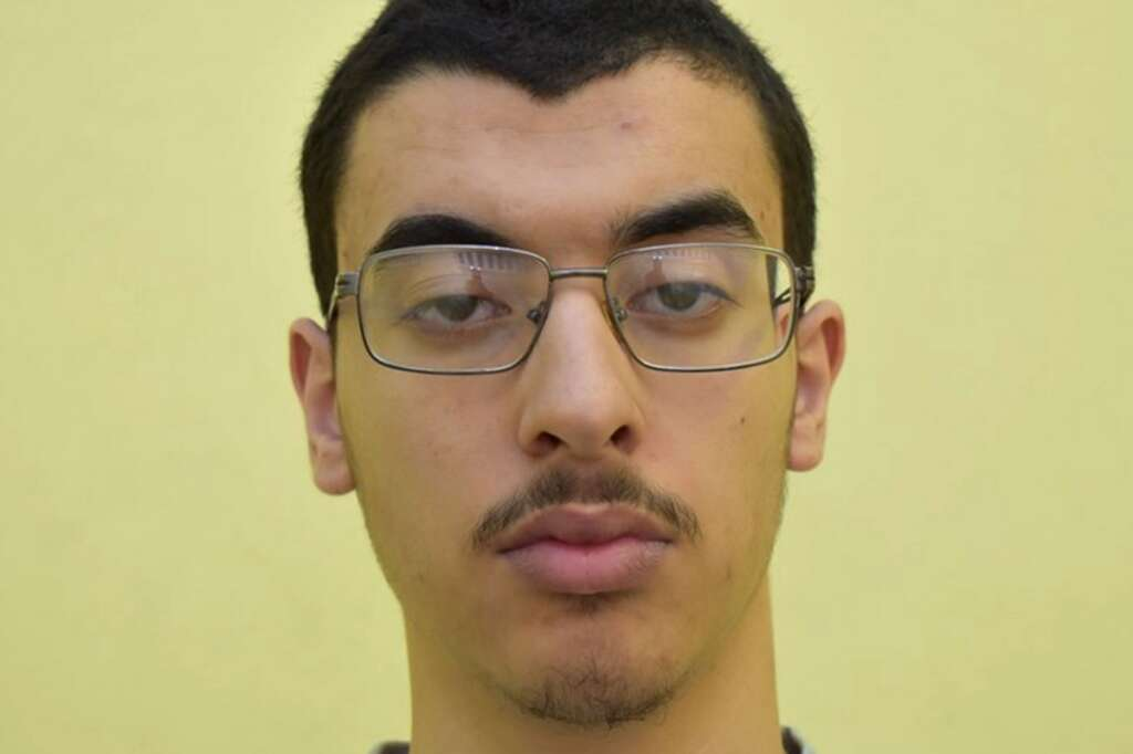 Hashem Abedi, salman abedi, manchester bombing