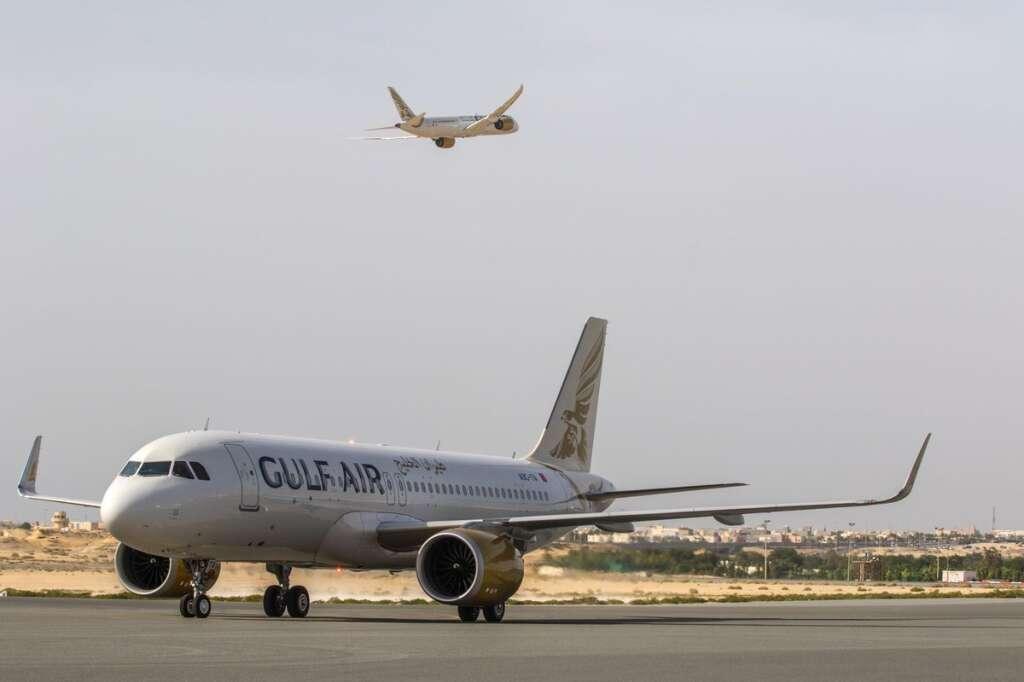 extra baggage allowance, scuba equipment, gulf air, bahrain