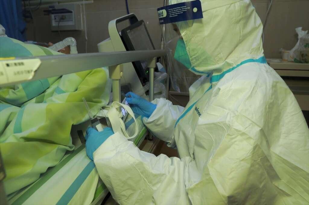 uae company helps in coronavirus fight, china, sheikh mohamed, coronavirus in uae, wuhan virus, ncov