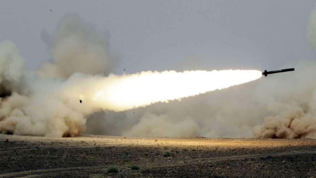 houthi attack, houthi missile, saudi arabia, arab coalition