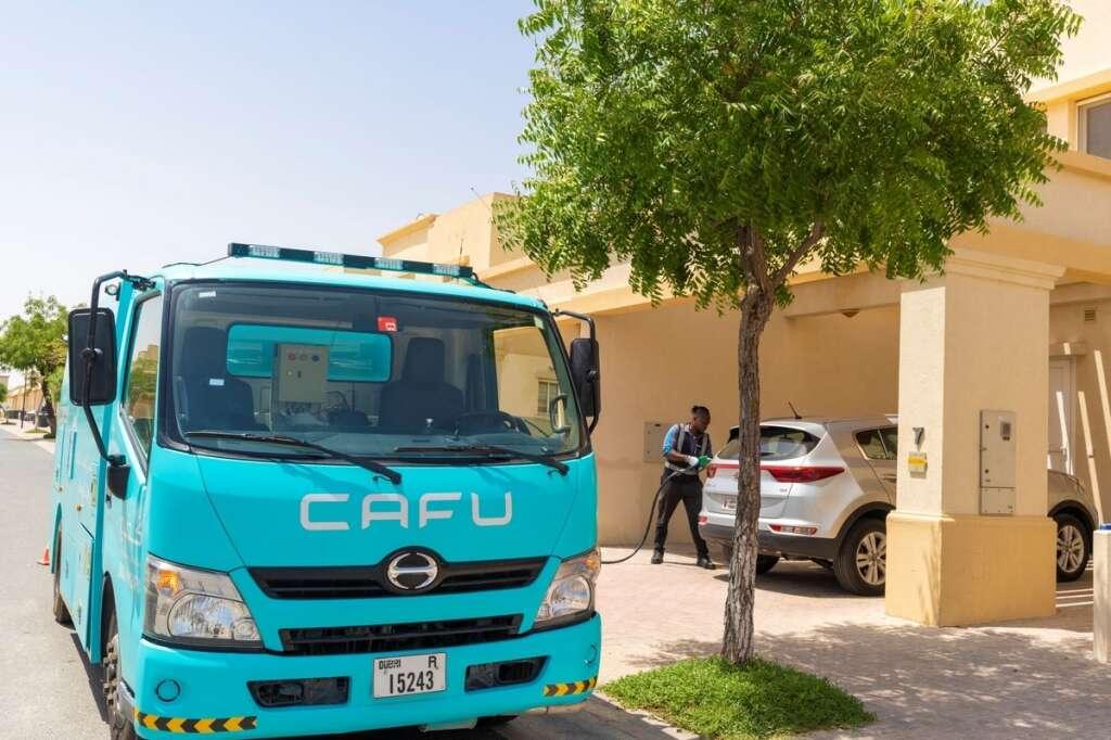 cafu, fuel delivery