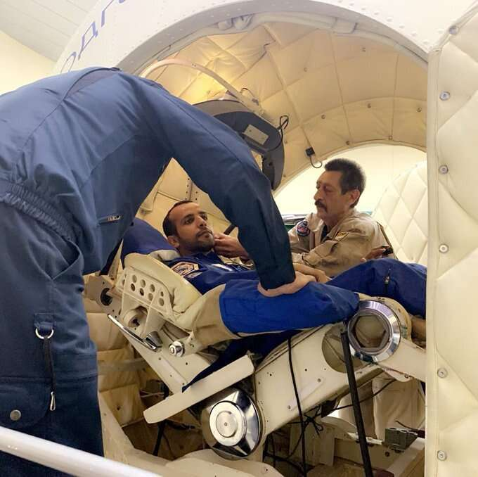 First UAE astronaut's ISS mission launch time revealed