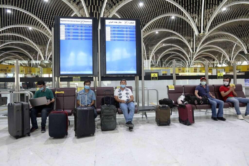 iraq, travel ban, covid