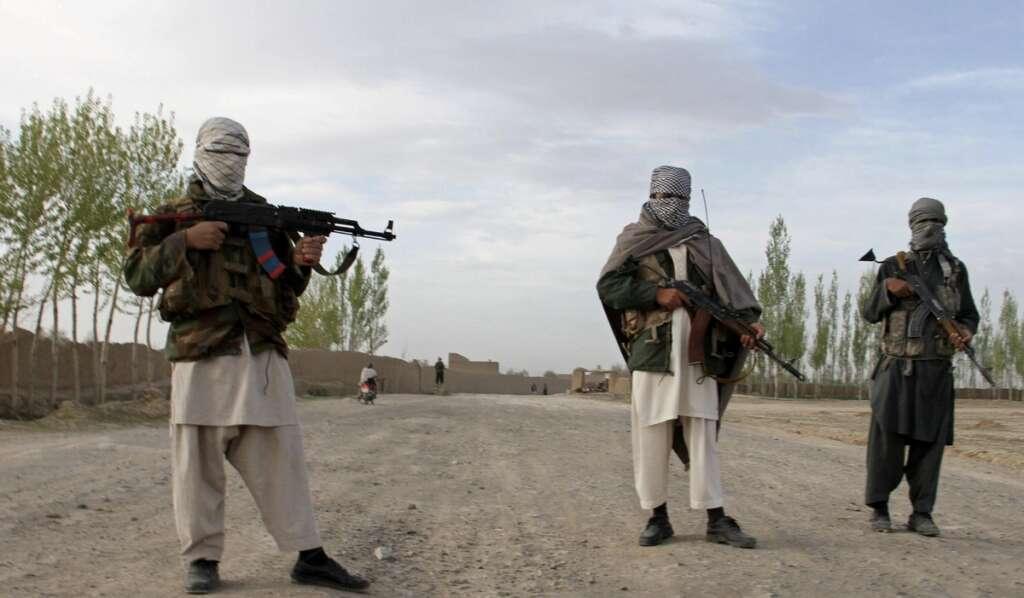 Taliban, laghman strikes