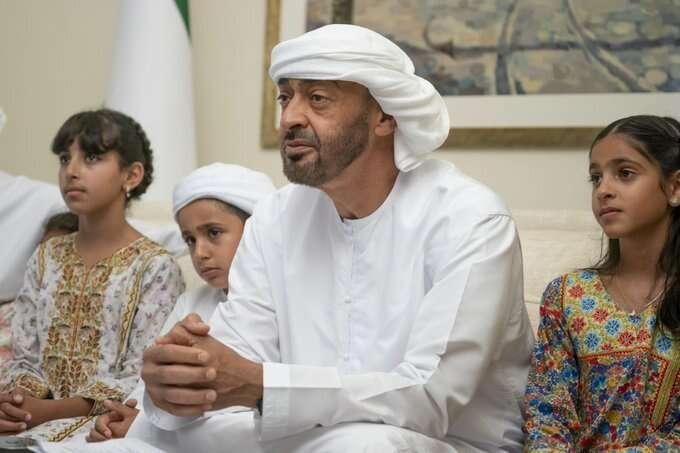 sheikh mohamed bin zayed, abu dhabi, uae, dubai, covid19, coronavirus, stay home