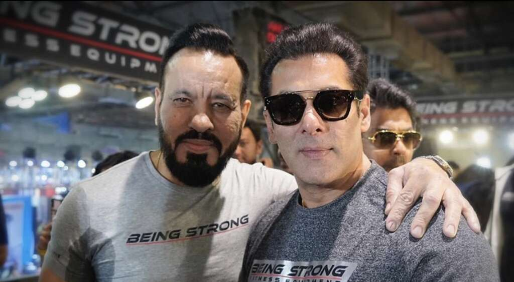 salman khan, bollywood, fitness, steroids warning