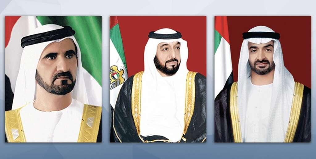 uae leaders, sheikh mohammed, dubai, eid al adha, hajj 2020