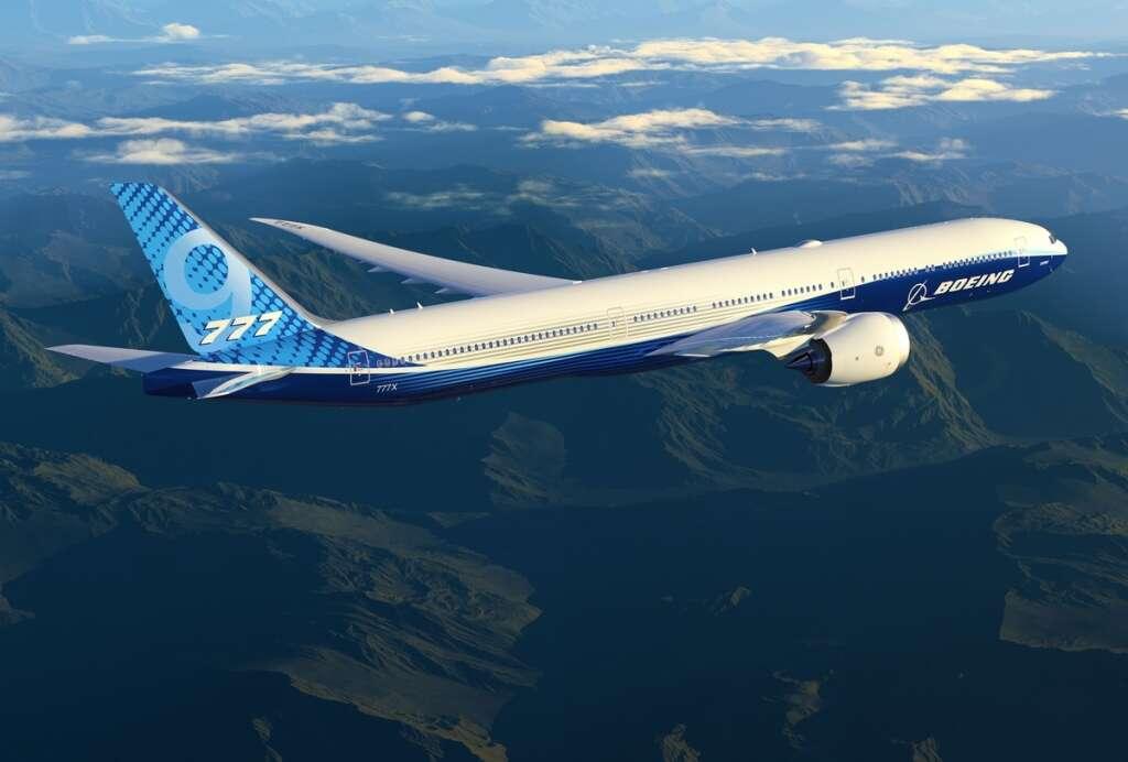Boeing, 777x, dubai, emirates