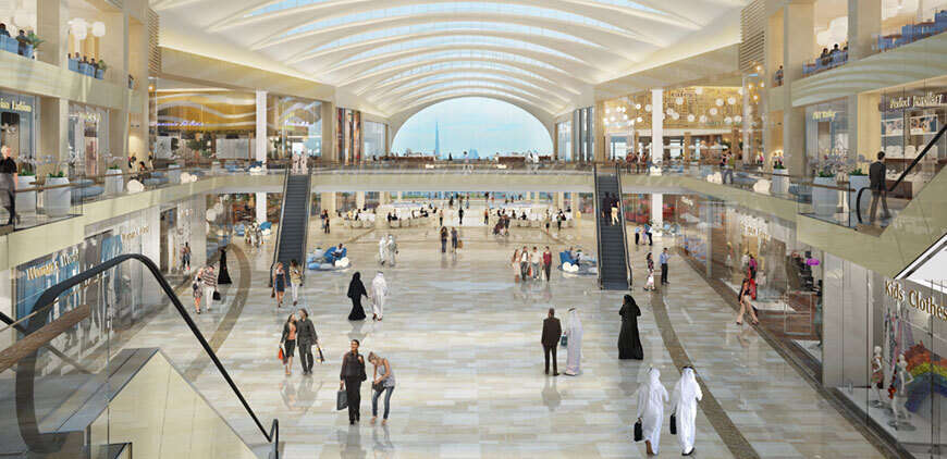 majid futtain group, dubai malls, rent relief for mall tenants, coronavirus in uae, covid19 in uae