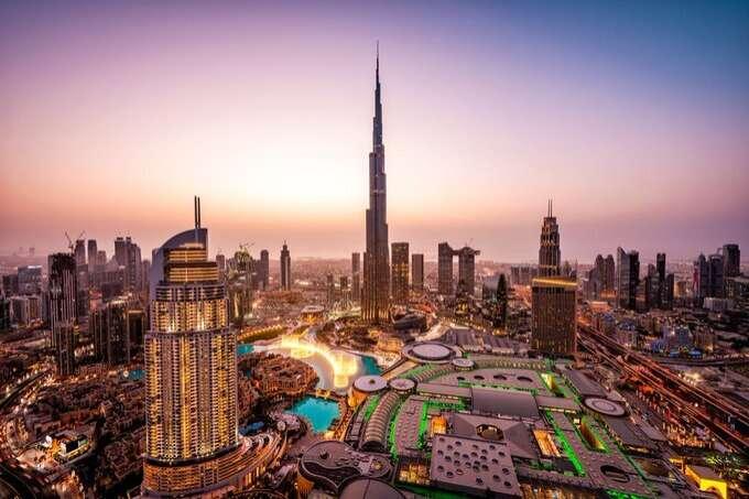 UAE, dubai, least corrupt in region, mena, syria, yemen