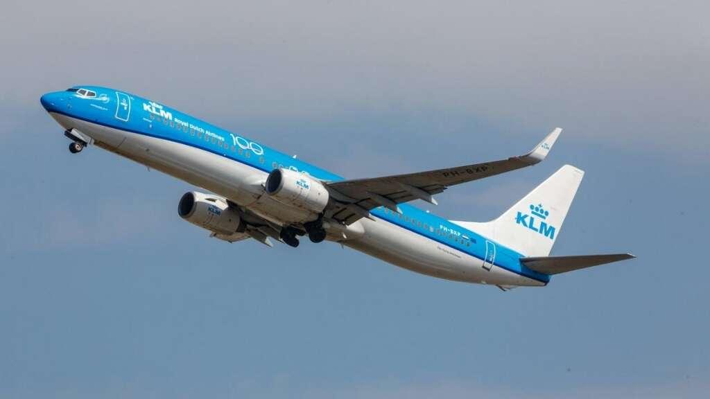 klm plane lands after 11 hours, horses, volcano eruption, canada