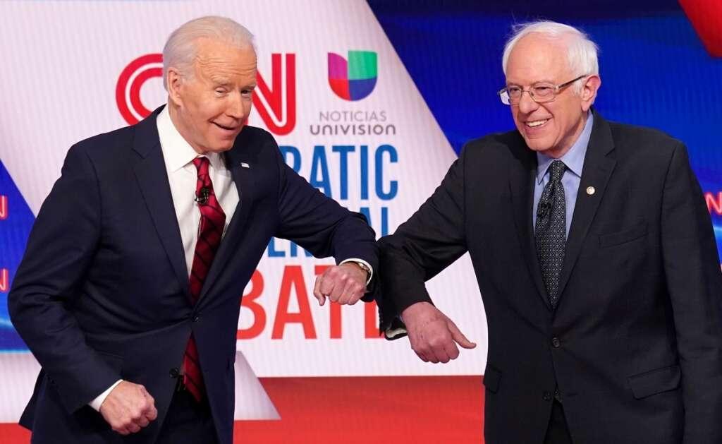 democrats, US elections, biden, sanders