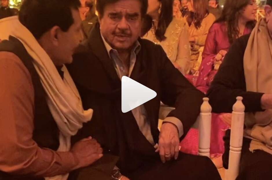 shatrughan sinha, pakistan wedding, bollywood