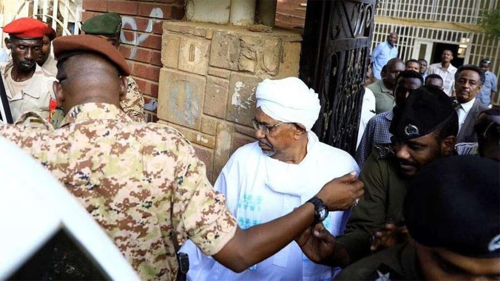 Sudan, Al Bashir, corruption