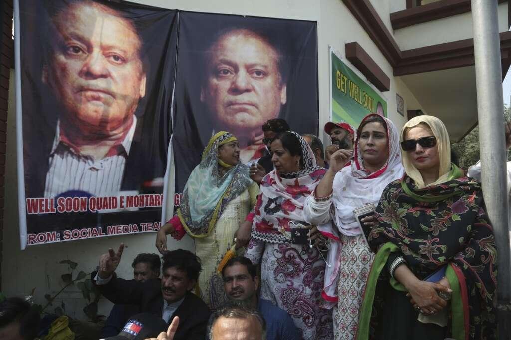 nawaz sharif, pakistan, medical report rejected, punjab, pmln, pti, imran khan