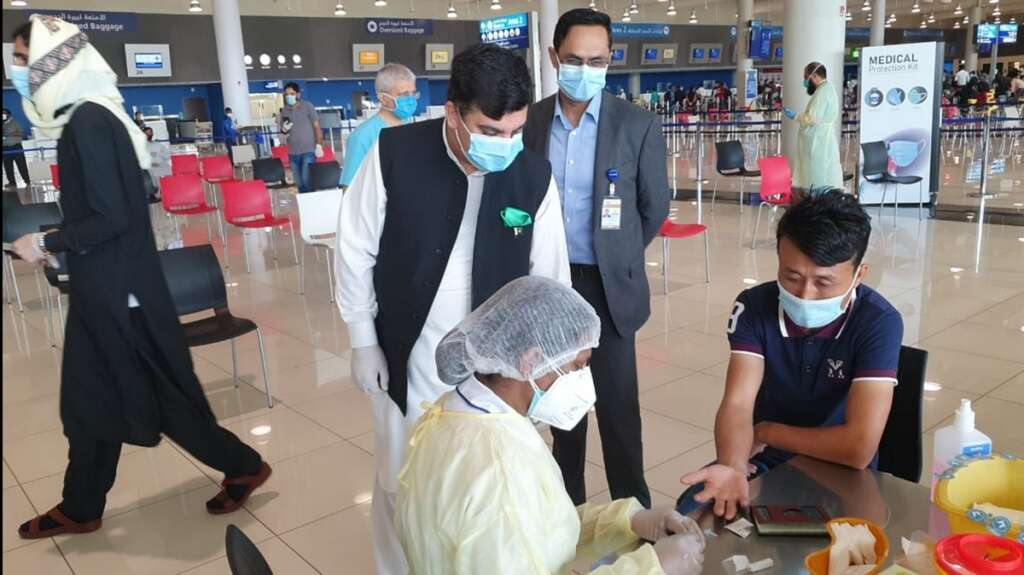 pakistan, coronavirus, covid19, repatriation flights