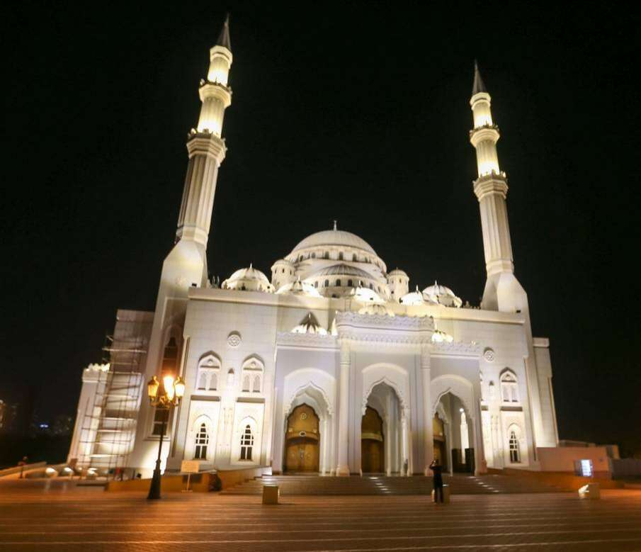 uae mosques, coronavirus, covid19