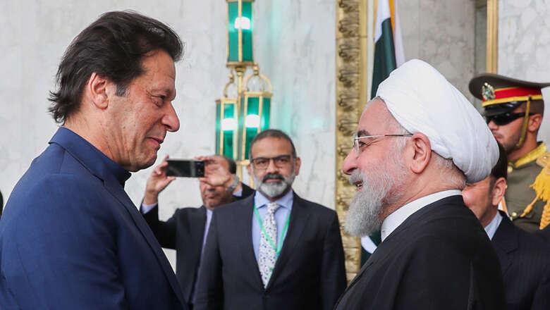 Imran Khan, Rouhani, Saudi Arabia, Iran, Trump