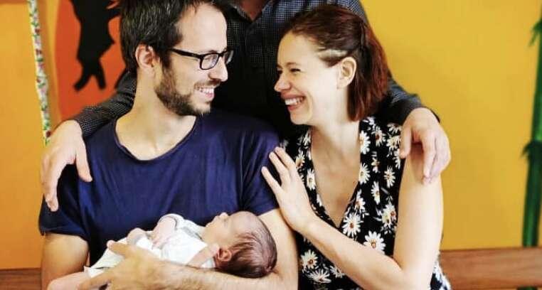 kalki Koechlin, bollywood actress becomes mother, Sappho