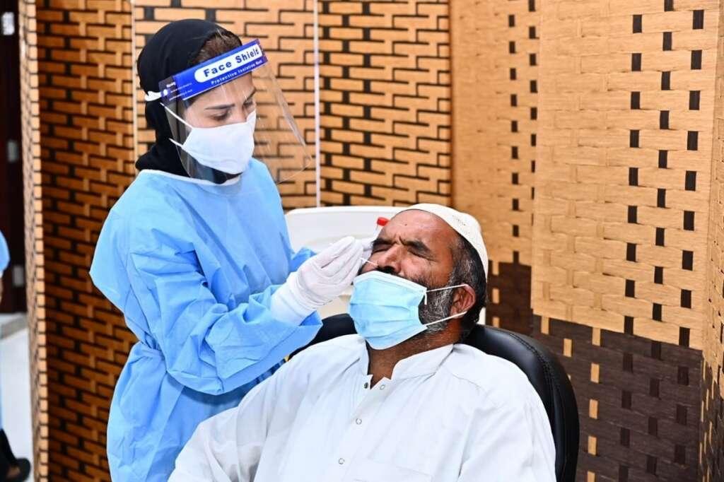 uae, covid-19, coronavirus test, fujairah, dubai, abu dhabi