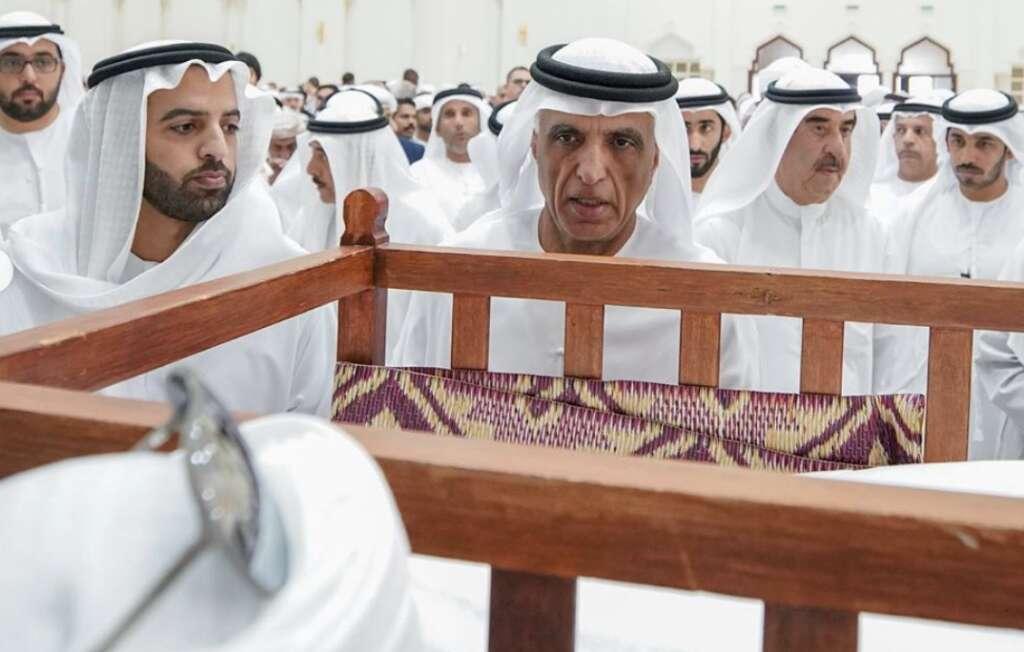 uae royal dies, Sheikh Saqr bin Tariq bin Kayed Al Qasimi, ras al khaimah