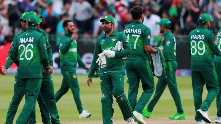 3 players being considered as new Pakistan team captain