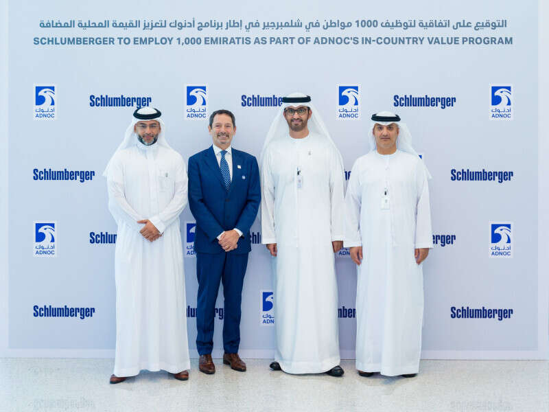 Abu Dhabi jobs, uae jobs, dubai jobs, adnoc, Schlumberger