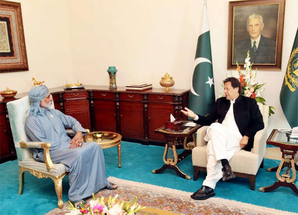 imran khan, pakistan, uae, year of tolerance, sheikh nahyan