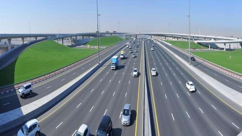 uae roads, uae traffic, uae traffic fines, dubai sharjah traffic