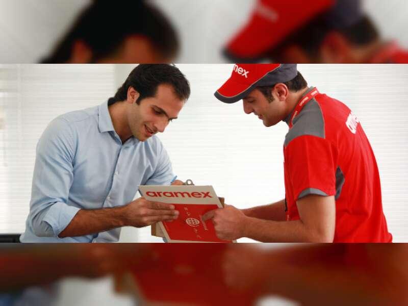 aramex courier, uae, dubai services, PUDO