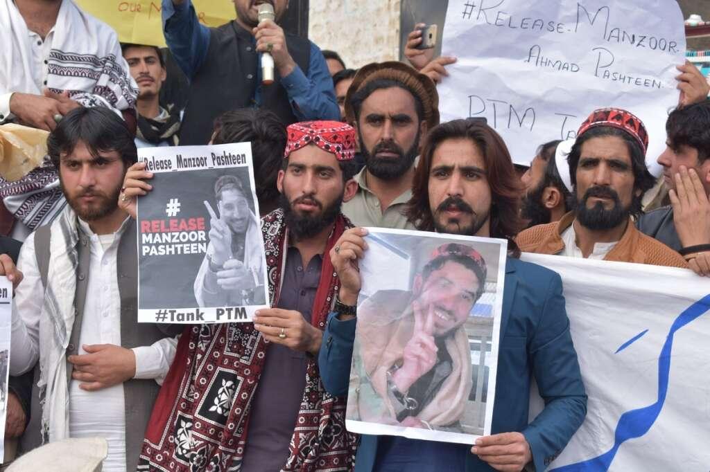 manzoor pashteen, pashtun rights, pakistan protest, imran khan