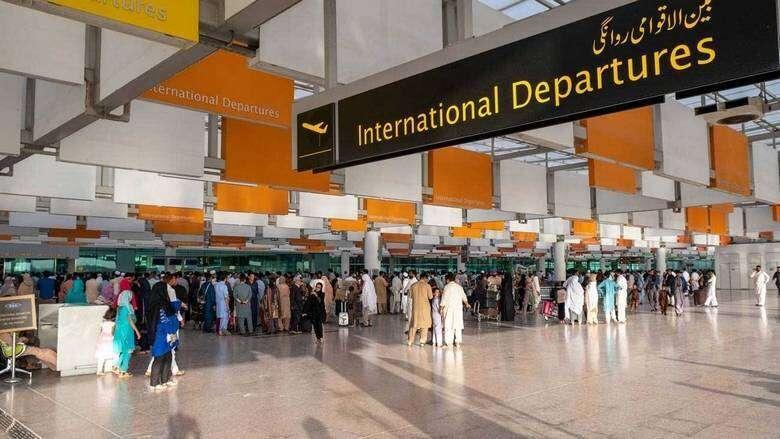 pakistan, karachi, international flights, covid19