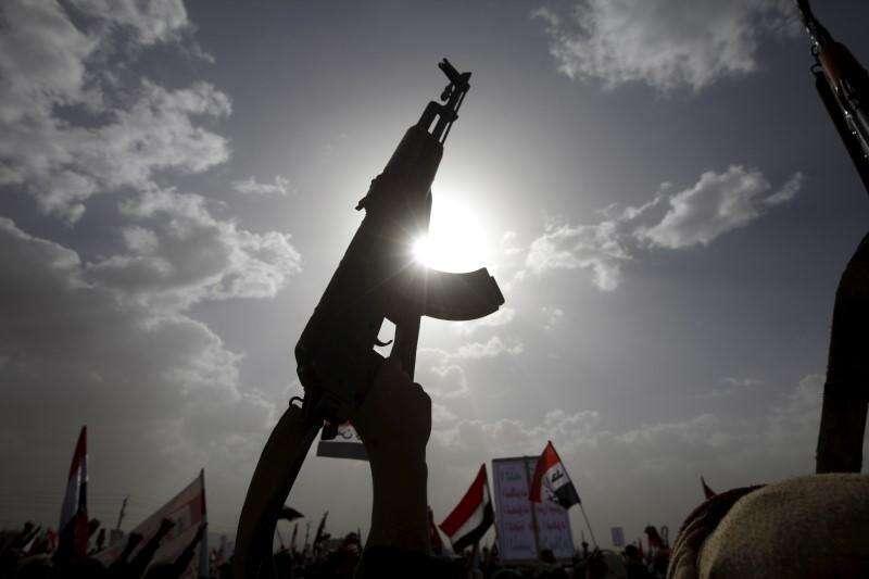 houthis, saudi prisoners, yemen