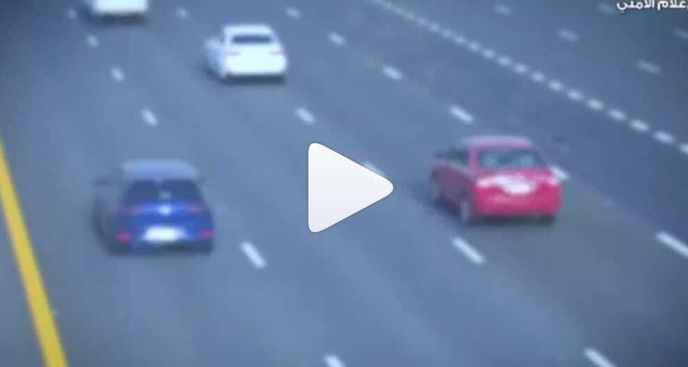 uae traffic fines, uae traffic laws, abu dhabi traffic warning