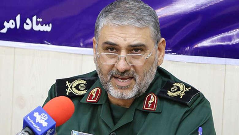 General Hassan Shahvarpour, iranian commander, US sanctions, ukraine plane crash