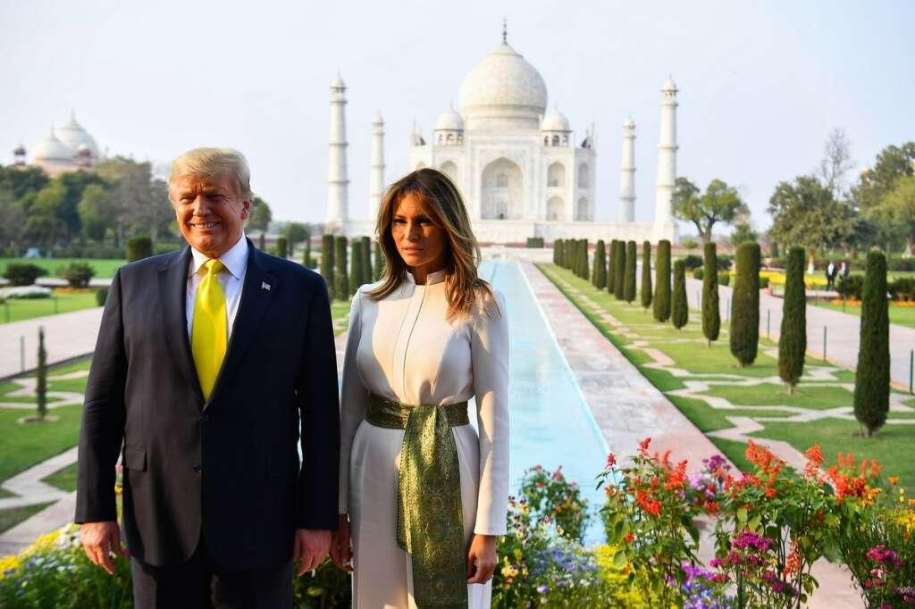 trump, india, tax, new york times report