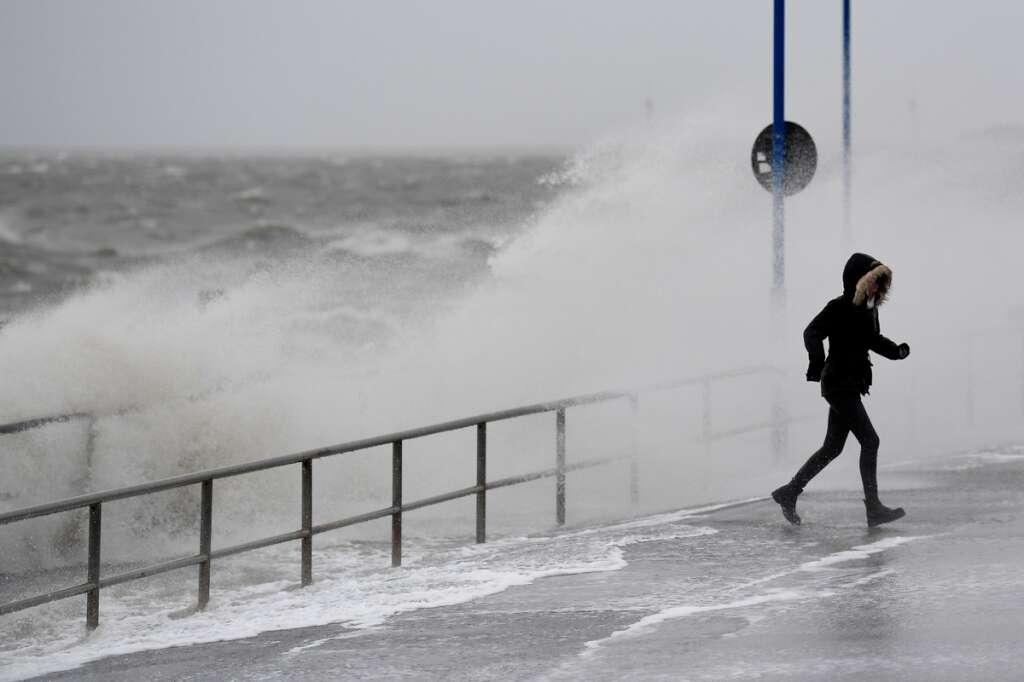 cyclone sabine, prague, uae embassy warning