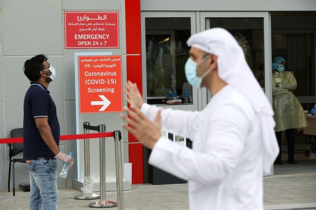 abu dhabi malls reopen, uae fights coronavirus, uae workers covid testing, dubai reopens malls, ramadan in uae