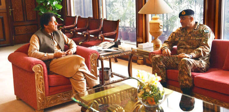 Pakistan army chief warns JUI-F chief against Azadi march - News | Khaleej Times