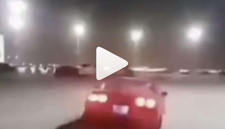 saudi arabia, stunt driving in gulf, saudi woman driver arrested