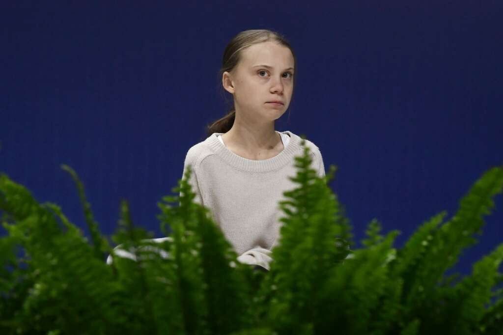 Greta Thunberg, Time person of the year, climate activist, climate change