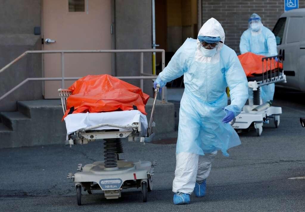 New york, US fights coronavirus, covid19 pandemic