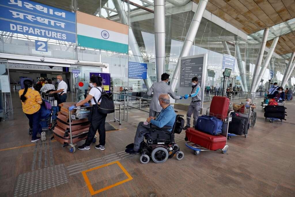 india, uae flights, covid-19, vande bharat mission, air india express