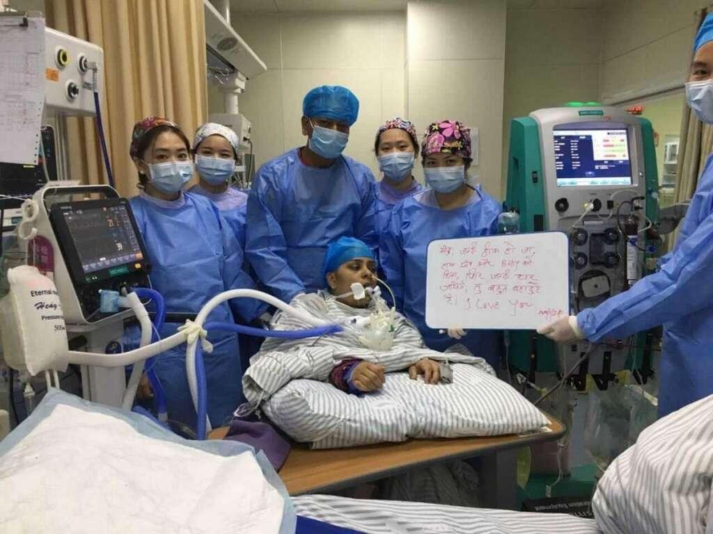 Preeti Maheshwari, coronavirus, indian, china, wuhan virus, china virus