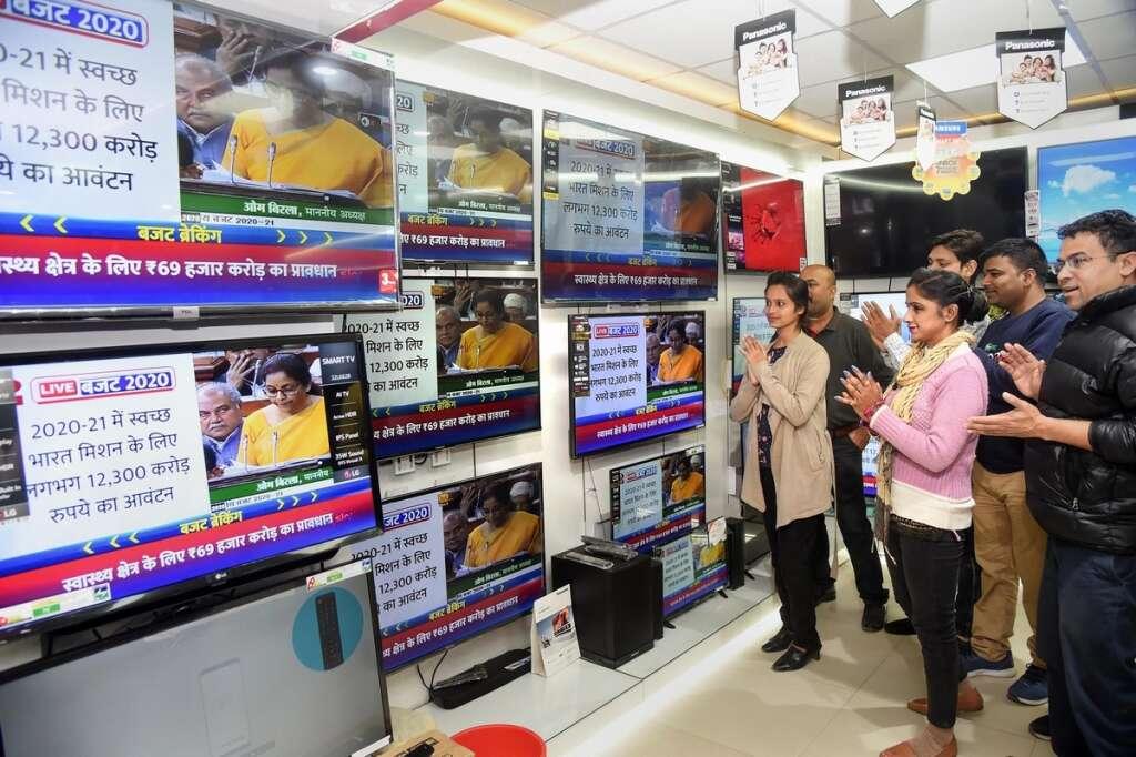 india budget, sitharaman, bjp, modi, $5 trillion