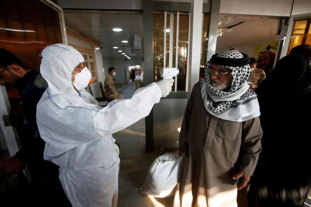 kuwait, coronavirus in iran, covid19 in uae, china, wuhan, travel ban iran